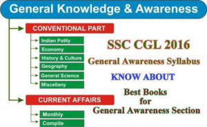 ssc cgl general awareness books