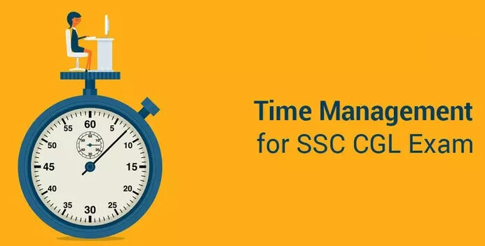 ssc cgl time management