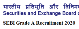 SEBI-Officer-Grade-A-Recruitment